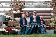 Children and Family Portraits by HCP / A collection of maternity, family and children portraits by How Charming Photography.