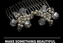 Jewellery Making: TIARAS & MASKS & HAIR ACCESSORIES Ideas & Tutorials / by Debra Cadet-Wallace