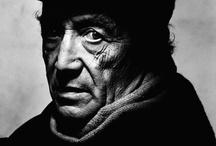 Photo: Portrait (B&W) / by Dmitri Korobtsov