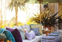Garden & Patio / Ideas for the garden and patio. / by Jennifer Savage Super Energy Chica