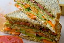 Sandwiches / by Suzanne Tahershamsi
