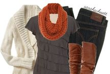 Clothing, Shoes & Accesories / by Christine Smith