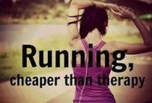 Running / by Christine Smith