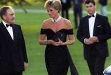 Princess Diana / by Robbin Dragoo Dixon