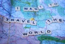 Travel for Travel's Sake. / by Agatha Pasierbski
