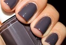 Nails. / by Agatha Pasierbski