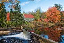 New England Adoration Society / Daydreaming about living in New England....