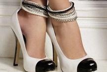 What Do Women Want? Shoes. / by Agatha Pasierbski