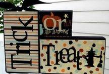 Spooktacular Halloween Ideas / Halloween DIY decor, food and fun.