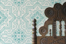 > paper your wall < / So much lovely wallpaper designs. I can't choose!