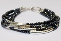 Jewelry: Inspiration / Beaded jewelry projects, ideas, and inspiring pictures. / by Kayte Kleinpeter
