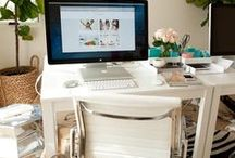 {Office Space}  / by Melissa Campbell