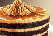 Cake Awe! / Great recipes for the most delicious and beautiful showstopping cakes on the internet! Layer cakes, birthday cakes, wedding cakes, lots of chocolate cakes!