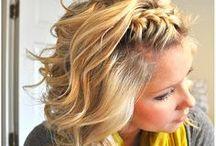 Hair-Do / by Christine Smith