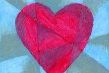 Valentines Day / Art, craft and kids activities for Valentine's Day / by Cathy James @ NurtureStore