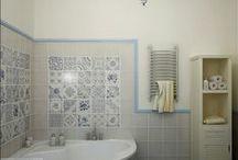decorating - bathroom ideas / by Lezlie Eidson