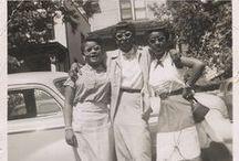Fashion & Clothing: 1940 - 1949 VI / by Debra Cadet-Wallace