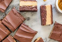 Bars and Brownies / The gooey-est, fudgiest and more decadent chocolate brownies, plus all the easiest traybake bars like cake and cookie bars!