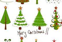 O Christmas Tree / Decorating and DIY tree ideas, tips and tricks!