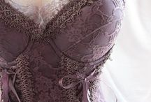 Lingerie, under where? Under THERE! / No matter what kind of day you're having, a sexy pair of panties or a lacy thigh highs make you feel like you can take on the world.
