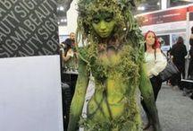 artistic makeup & cosplay