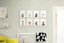 Nursery / Nursery Ideas and Inspiration