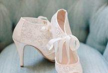 Wedding Shoes / Wedding Shoes Inspiration