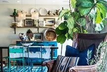 Eclectic Home / Eclectic Home Decor and Inspiration