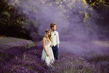 Purple Wedding Inspiration / Purple Wedding Inspiration Purple Wedding Ideas Purple Wedding Colour Scheme Purple Wedding Theme Purple Wedding Colour Palette Lavender Lilac Wedding Reception Ceremony by Sail and Swan