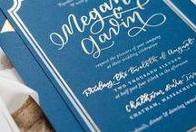 Navy Blue Wedding Invitations / Elegant Navy Blue Wedding Invitations Navy Blue Wedding Invitations Gold Simple Navy Wedding Invitations Navy Blue Wedding Invitations Colour Scheme Navy Wedding Invites Ideas Navy Wedding Invites Inspirations by Sail and Swan