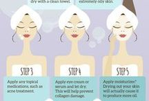 {BEAUTY} Make-up and beauty tips / by Kaylin Brooksby