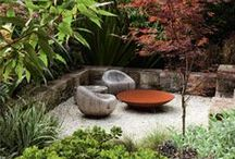OUTDOOR SPACES / Relax, Read a Book, and Breathe in Some Fresh Air.