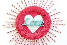 Valentines LOVE / All things related to The Day of Love. Things I'd like to make.