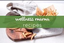 Food and Drink Recipes / Real food, budget-friendly, and simple recipes from Wellness Mama. / by Katie WellnessMama