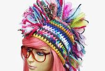 Crochet-Heads/Hats