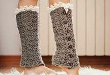 Crochet-Legs & Feet