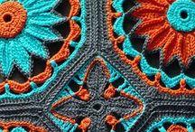 Crochet-Blankets/Afghans