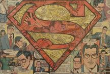 Yes. I do love Superheros and Comics. No I'm not just a nerd. I'm awesome.. / by Rachel Bevan