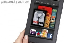 Kindle Fire fascination / by Mary Jane George