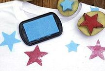 4th of July LOVE / All things related to Independence Day. Things I'd like to make. Someday.