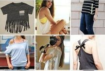 Shirt Redo/Upcycle