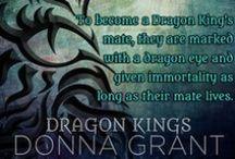 Dark Kings series