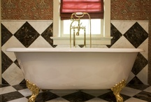 Breathtaking bathrooms / A selection of our hotel bathrooms - just like our hotel rooms, they come in different shapes, sizes and design.