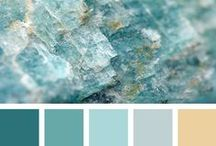 Color Combos for projects / by Katrina Davis