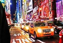 New York ...New York / by Nuria Lloret Romero