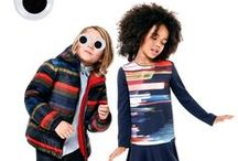 Paul Smith Junior / Paul Smith Junior reworks the typically British DNA of the brand more fun, more graphic, children's collection.