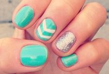 {BEAUTY} Nails! / by Kaylin Brooksby