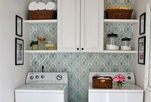 {HOME} Laundry Room / by Kaylin Brooksby