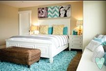 {HOME} Bedrooms / by Kaylin Brooksby