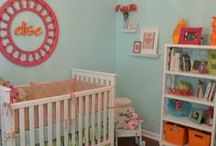 {HOME} Nursery ideas / by Kaylin Brooksby